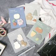 Winter Things Mini Sticky Notes Set