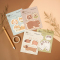 Forest Cute Pet Mini Sticky Notes Set