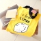 Cool Yellow Fruit Canvas Tote Bag