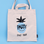 Pineapple Party Canvas Tote Bag