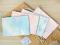 Moko Cherry Blossoms Canvas Tote Folder A4