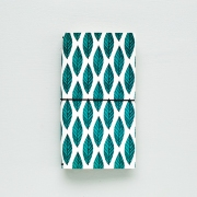Momo Leather Travelers Notebook Leaf