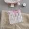 Annabelle Clear Plastic Travel Kit
