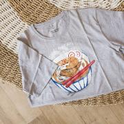 T-Shirt Kitsune Udon