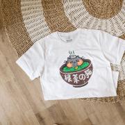 T-Shirt Matcha Cat