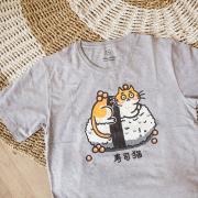 T-Shirt Sushi Cat