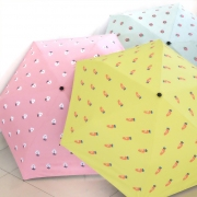 Fruity Folding Umbrella