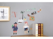 Roommates Decorative Wall Decals