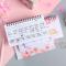 Sakura Bunny Spiral Weekly Planner