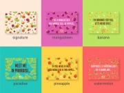 XOXO Bali Greeting Card